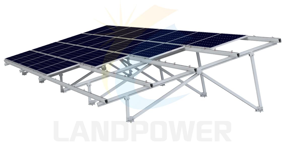 Aluminium Landscape Ground Mounting Ground Mounting System