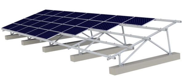 Solar Ground Mounting Systems_Solar Mounting Systems | Solar Racking ...