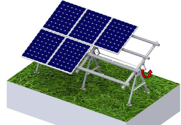 Flat Roof Mounting System_Solar Mounting Systems | Solar