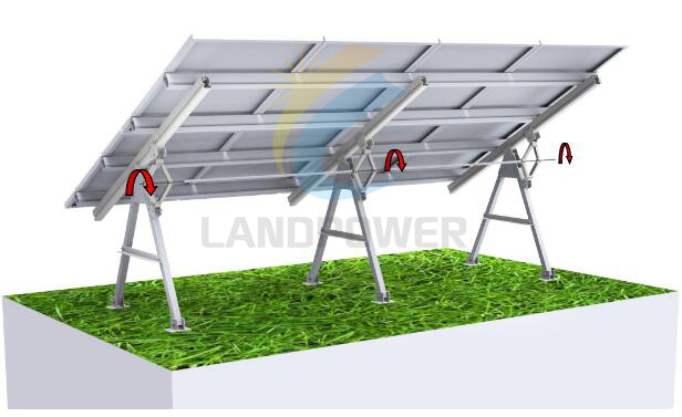 Solar Ground Mounting Systems_Solar Mounting Systems   Solar