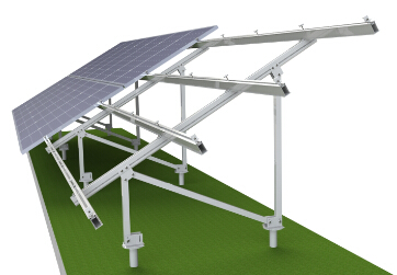 Aluminum Solar Ground Mounting Systems Ground Mounting System Solar Mounting Systems Solar Racking Leading Manufacturer
