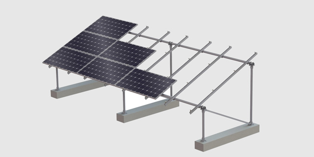 Steel Ground Mounting Systems Ground Mounting System Solar