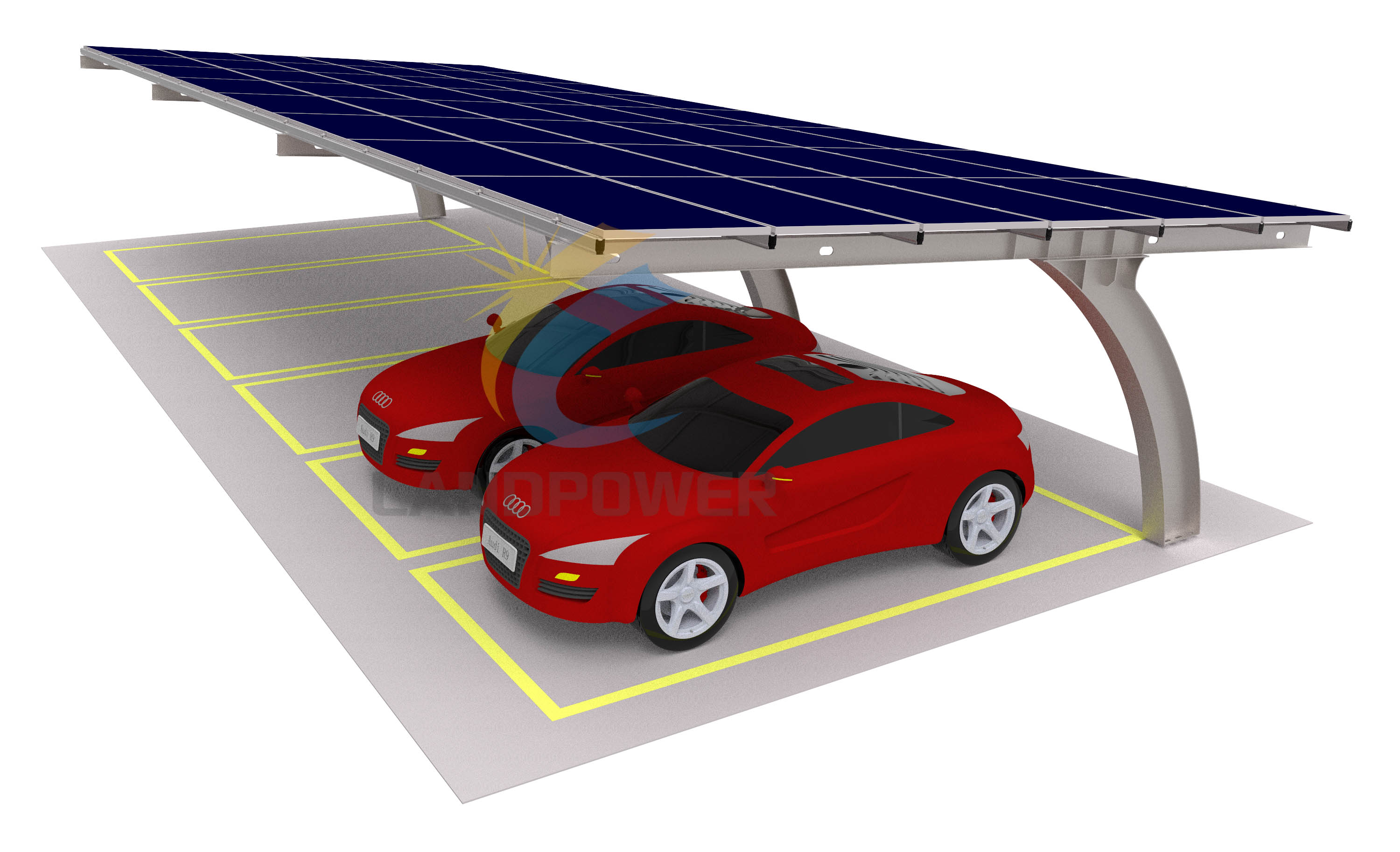 Solar Pv Carport Mounting System Solar Mounting Systems