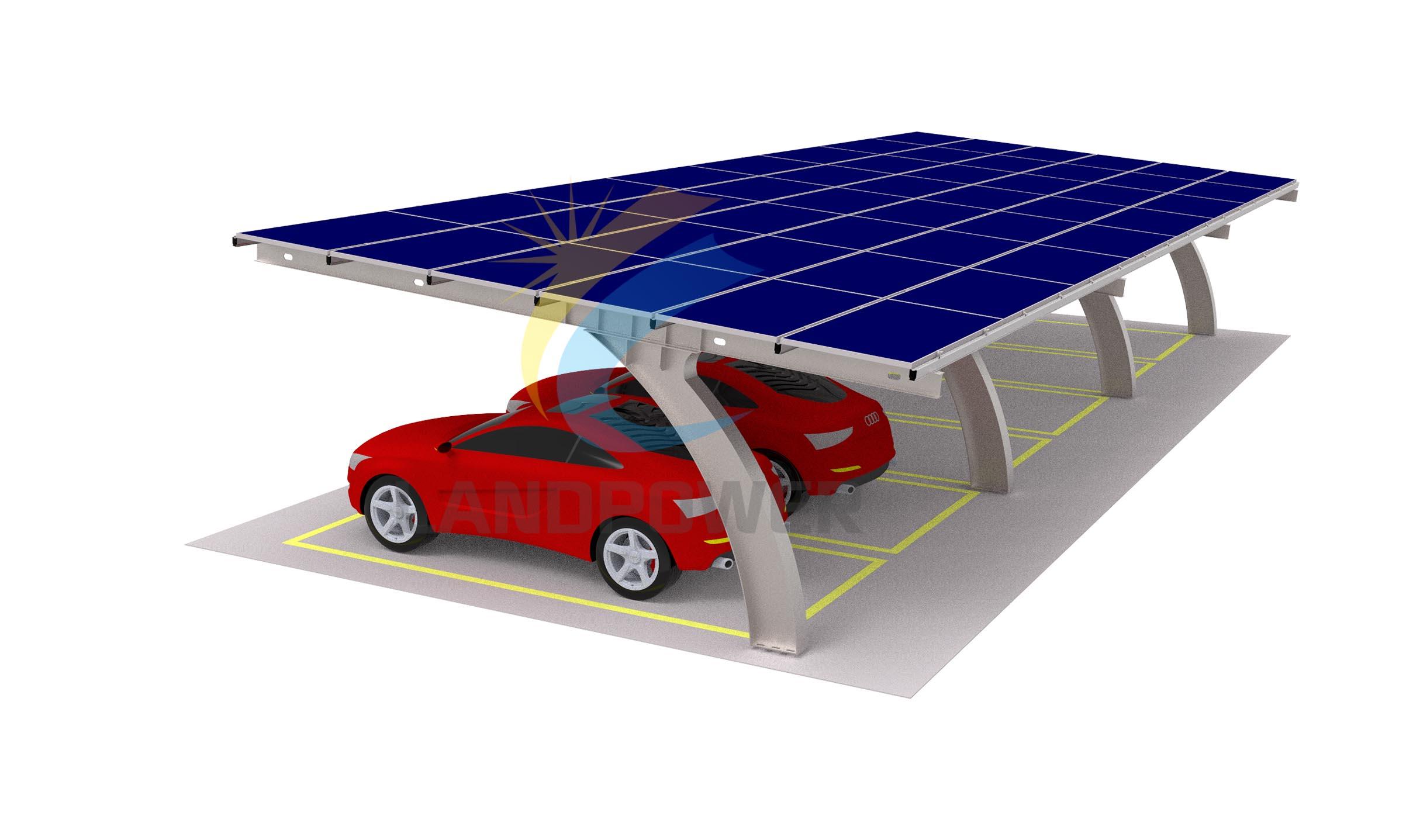 Steel Solar Carport Structure Carport Mounting System Solar Mounting Systems Solar Racking Leading Manufacturer