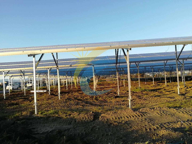 Agricultural Solar Farm 500kw Japan Project Solar