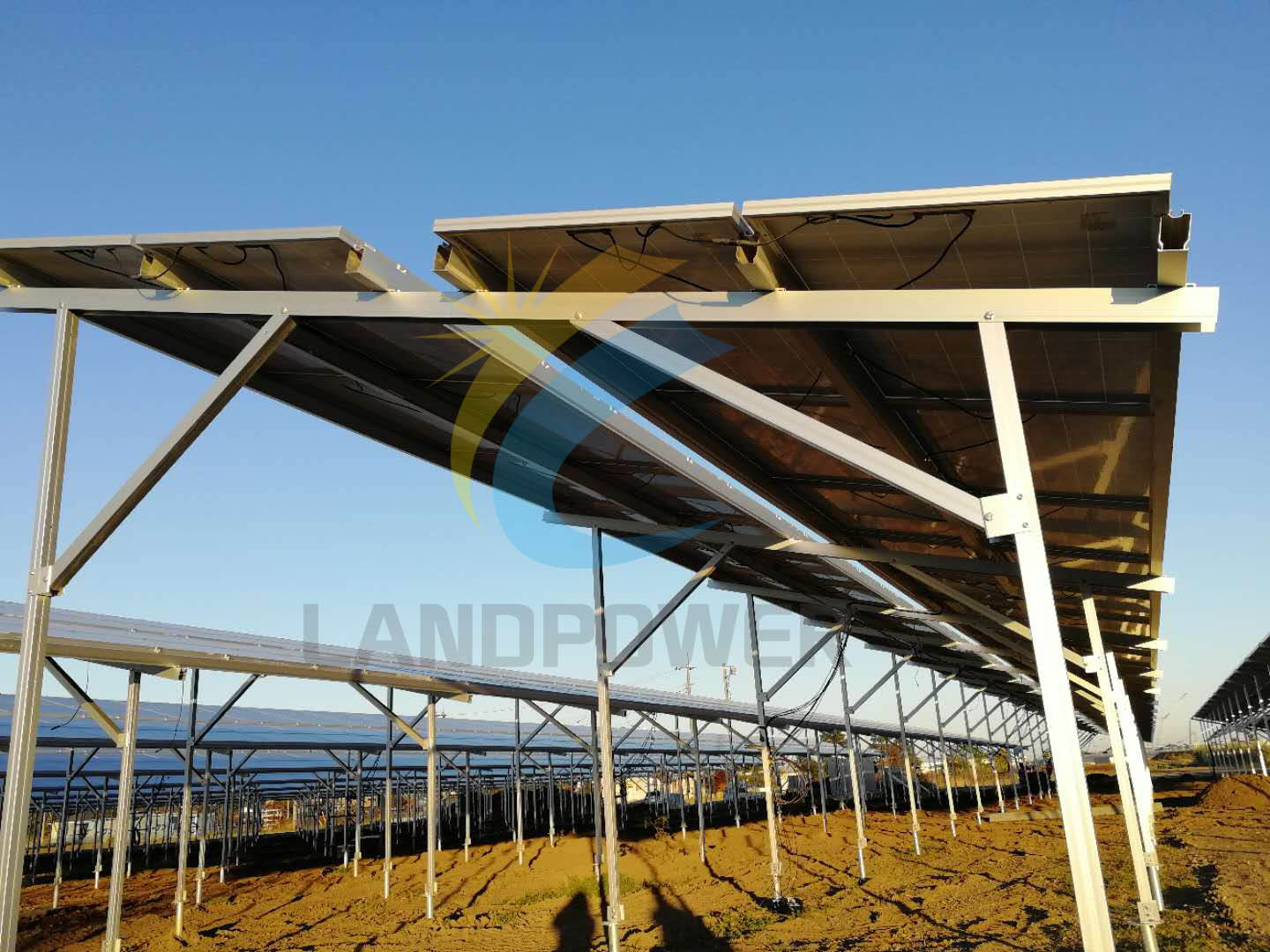 Agricultural Solar Farm 500kw Japan Project Solar